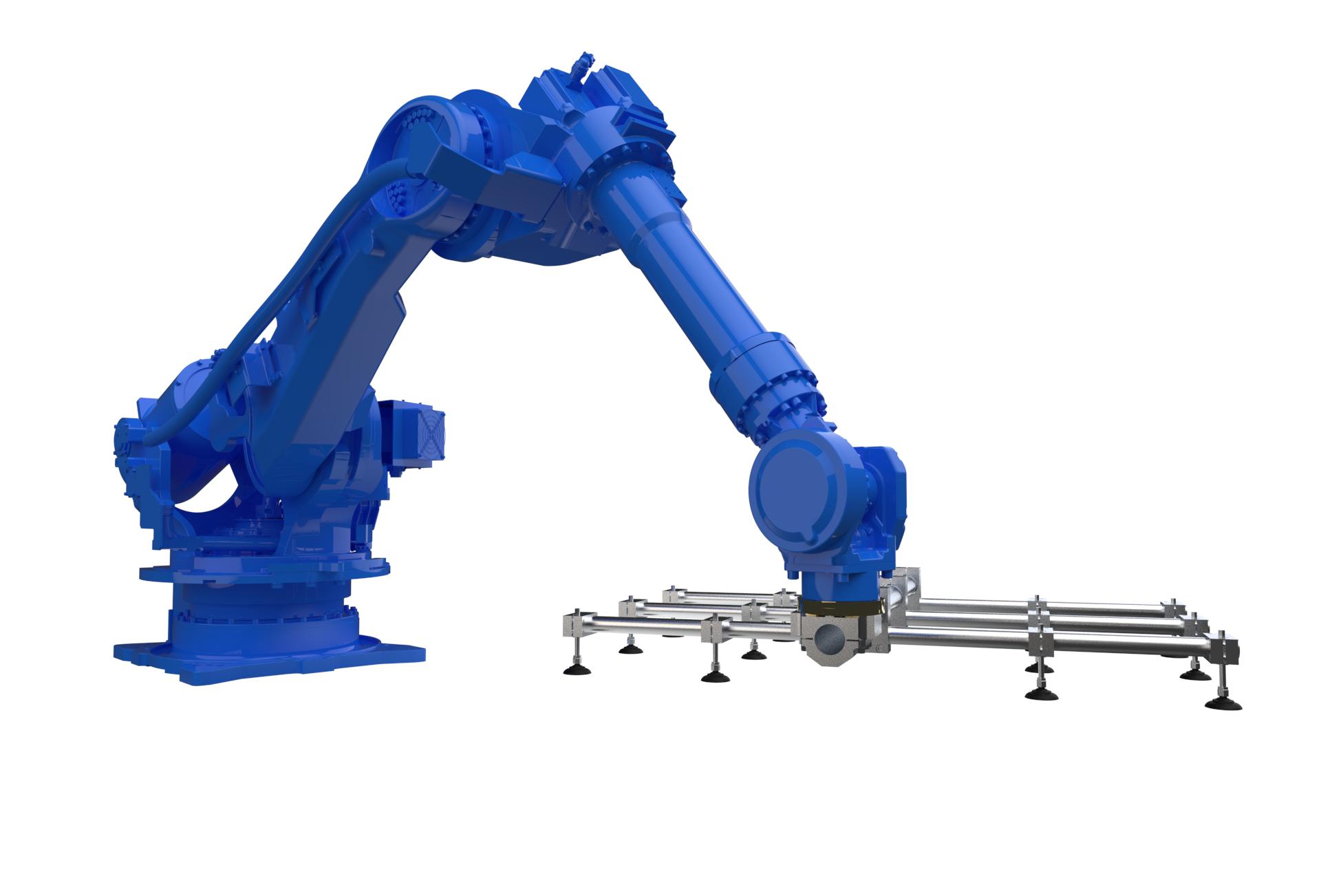 Robots press Line automation PH130F.82